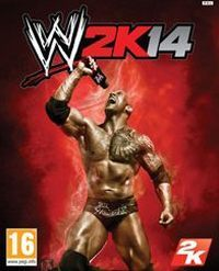 Game Box for WWE 2K14 (PS3)