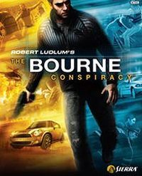 Okładka Robert Ludlum's The Bourne Conspiracy (X360)