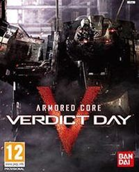 Okładka Armored Core: Verdict Day (PS3)
