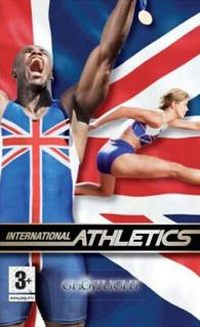 Game Box for International Athletics (NDS)