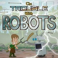 Okładka The Trouble with Robots (AND)