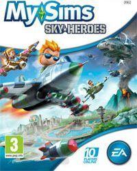 Game Box for MySims SkyHeroes (X360)