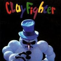 Game Box for Clayfighter (Wii)