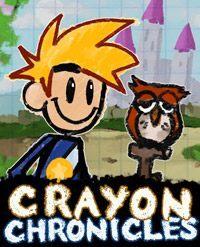 Okładka Crayon Chronicles (X360)