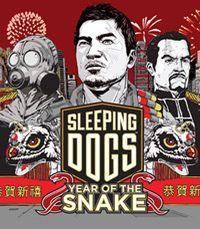 Okładka Sleeping Dogs: The Year of the Snake (PC)
