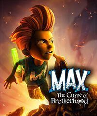 Okładka Max: The Curse of Brotherhood (X360)