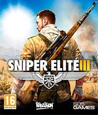 Game Box for Sniper Elite III: Afrika (PC)