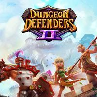 Game Box for Dungeon Defenders II (PC)