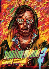 Game Box for Hotline Miami 2: Wrong Number (PS4)