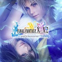 Game Box for Final Fantasy X-2 HD (PC)