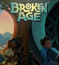 Game Box for Broken Age (PC)