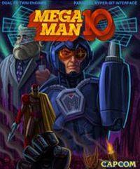 Okładka Mega Man 10 (Wii)