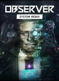Observer: System Redux (PC cover