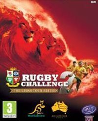 Okładka Rugby Challenge 2: The Lions Tour Edition (PS3)