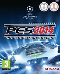 Game Box for Pro Evolution Soccer 2014 (PC)
