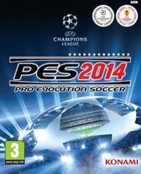Okładka Pro Evolution Soccer 2014 (PC)