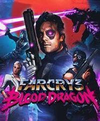 Okładka Far Cry 3: Blood Dragon (X360)