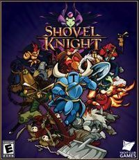 Game Box for Shovel Knight (PC)