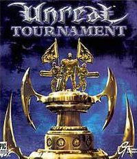 Game Box for Unreal Tournament (1999) (PC)