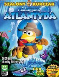 Okładka Crazy Chicken: Atlantis (PC)