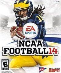 Okładka NCAA Football 14 (PS3)