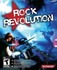 Game Box for Rock Revolution (Wii)