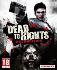 Okładka Dead to Rights: Retribution (PS3)