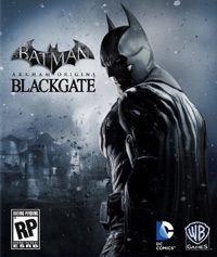 Game Box for Batman: Arkham Origins Blackgate (PSV)