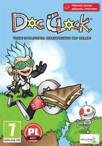 Okładka Doc Clock: The Toasted Sandwich of Time (Wii)