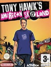 Tony Hawk's American Sk8land cover