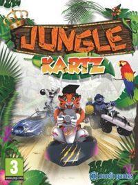Game Box for Jungle Kartz (PC)