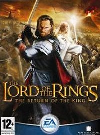 Game Box for The Lord of the Rings: The Return of the King (PC)