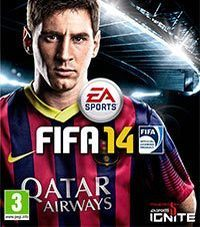 Game Box for FIFA 14 (PC)