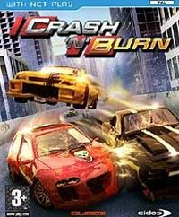 Okładka Crash 'N' Burn (XBOX)