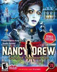 Okładka Nancy Drew: Ghost of Thornton Hall (PC)