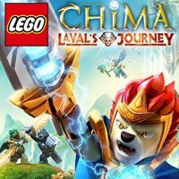Game Box for LEGO Legends of Chima: Laval's Journey (3DS)