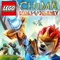 Okładka LEGO Legends of Chima: Laval's Journey (NDS)