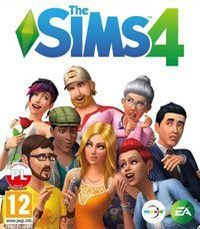 Game Box for The Sims 4 (PC)