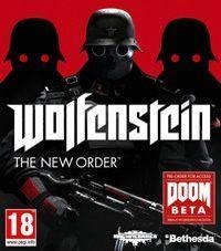 Okładka Wolfenstein: The New Order (PC)