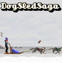Dog Sled Saga (PC cover