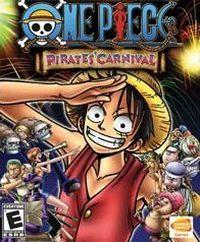 Okładka One Piece: Pirates' Carnival (PS2)