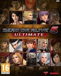Game Box for Dead or Alive 5 Ultimate (X360)