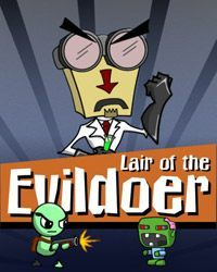 Okładka Lair of the Evildoer (PC)