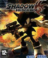 Okładka Shadow the Hedgehog (XBOX)