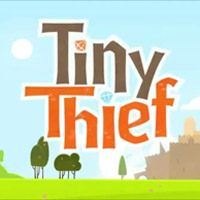 Game Box for Tiny Thief (PC)