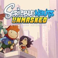 Okładka Scribblenauts Unmasked: A DC Comics Adventure (WiiU)