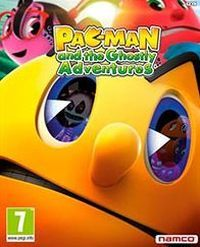 Okładka Pac-Man and the Ghostly Adventures (PC)