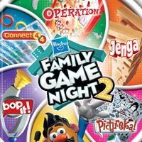 Okładka Hasbro Family Game Night 2 (PC)