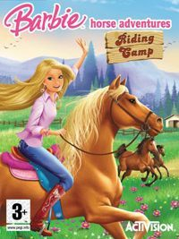Game Box for Barbie Horse Adventures: Riding Camp (PC)