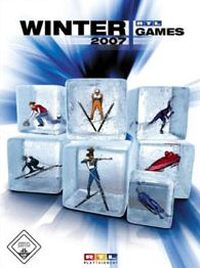 Game Box for RTL Winter Games 2007 (PC)